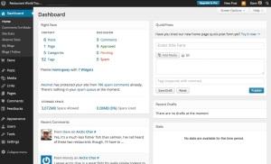 WordPress_MP6_dashboard