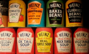 Heinz-cans