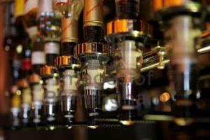 Optics in a bar, Birmingham