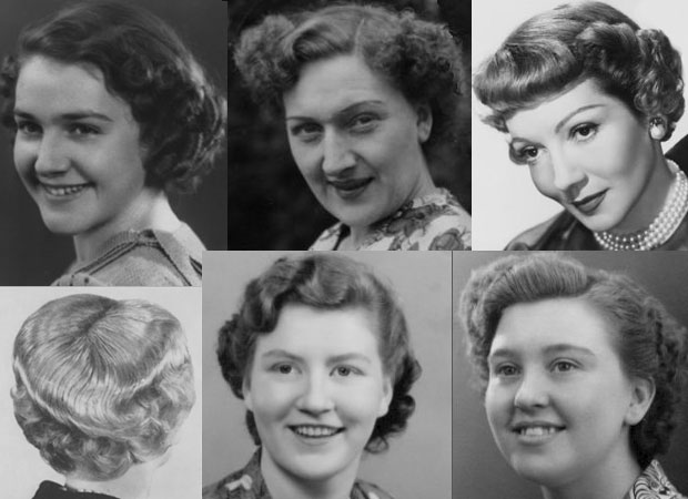 1950 Hair Styles: Remembrance Of Things Past