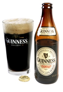 Guinness Extra Stout dry Irish-style stout. $9 for six 12-ounce bottles at The Market at Ghent 730 W. 21st St, Norfolk. Bill Manley / Link