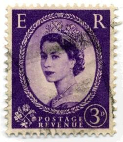 Stamp_UK_1952_3p